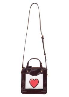 Anya Hindmarch Rainy Day Heart Crossbody Bag