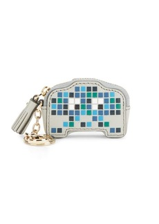 Anya Hindmarch Robot Leather Coin Purse