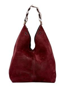 Anya Hindmarch The Bucket Heart Link Chain Bag