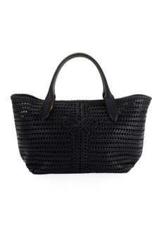 Anya Hindmarch The Neeson Woven Leather Tote Bag