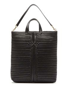 Anya Hindmarch The Neeson woven-leather tote bag