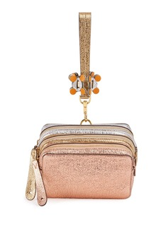 Anya Hindmarch The Stack Circulus Wristlet Bag