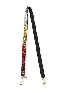 Anya Hindmarch Thin Jewels Shoulder Strap  Multi