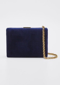 Anya Hindmarch Velvet Card Case with Chain