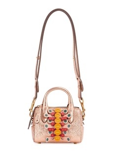 Anya Hindmarch Vere Mini Barrel Flip Shoulder Bag
