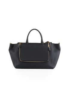 Anya Hindmarch Vere Mini Grained Leather Tote Bag