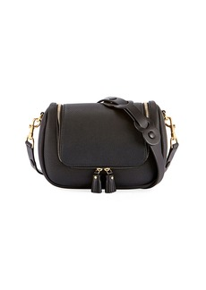 Anya Hindmarch Vere Small Soft Satchel Bag  Black