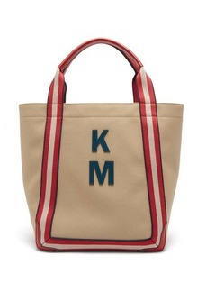 Anya Hindmarch Walton customisable canvas tote bag