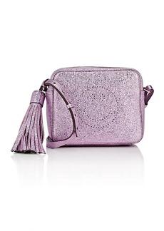 Anya Hindmarch Women's Smiley Leather Crossbody Bag