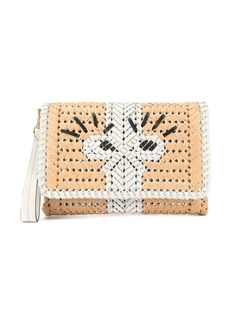 Anya Hindmarch basket clutch