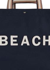 Anya Hindmarch Beach Canvas Tote
