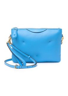 Anya Hindmarch Chubby Leather Crossbody Bag
