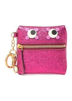 Anya Hindmarch Circulus Eyes Leather Coin Purse