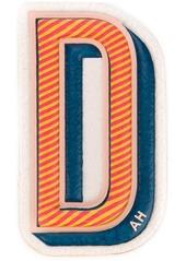 Anya Hindmarch 'D' sticker