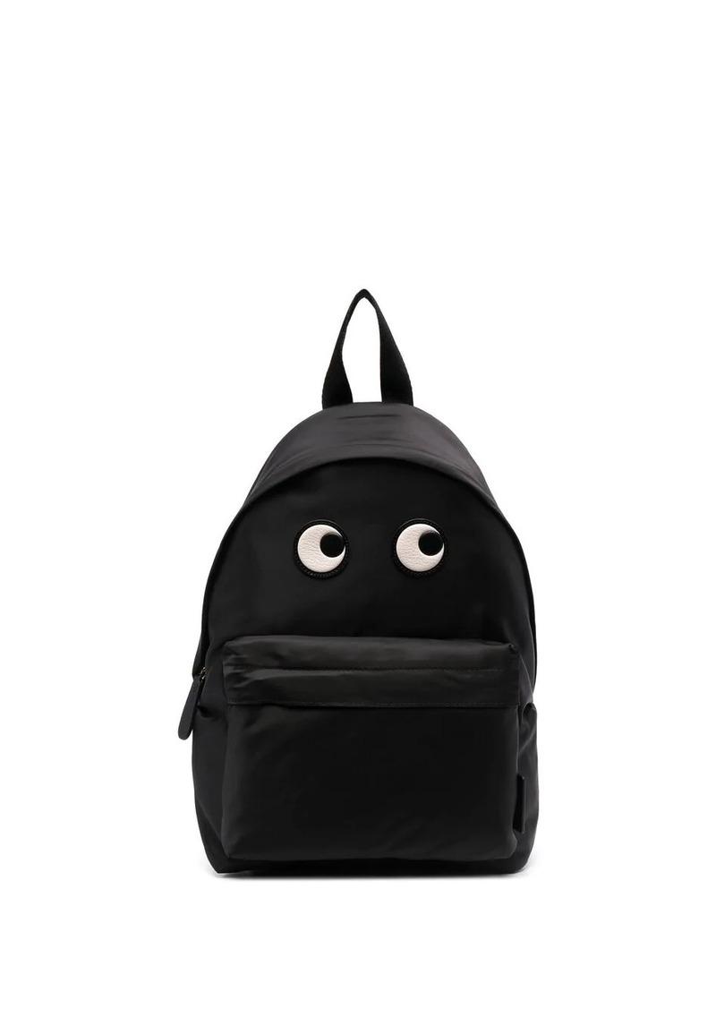 Anya Hindmarch Eyes recycled nylon backpack