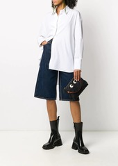 Anya Hindmarch Eyes zipped pouch