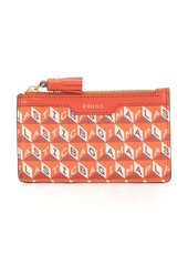 Anya Hindmarch geometric-pattern zipped wallet