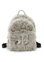 Anya Hindmarch Go-To Shearling Backpack