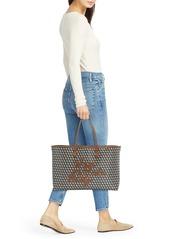 Anya Hindmarch I Am A Plastic Bag Motif Tote