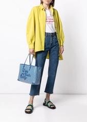 Anya Hindmarch I Am A Plastic Bag motif tote bag
