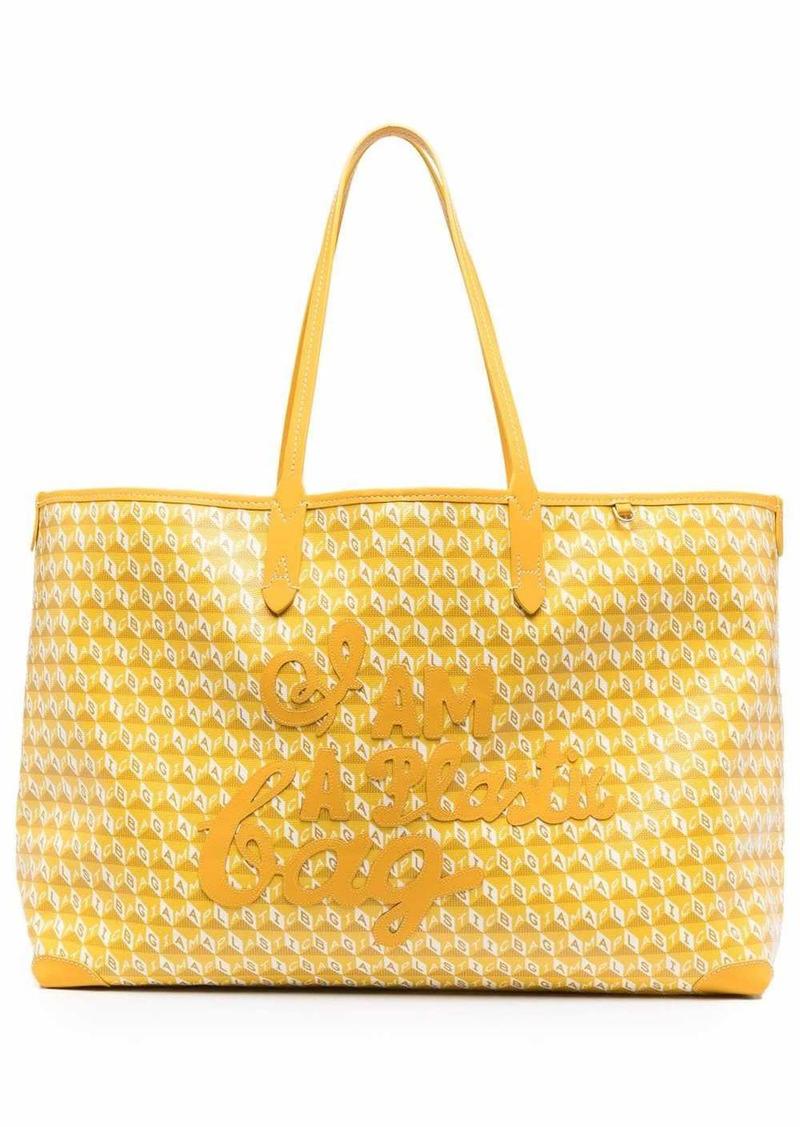 Anya Hindmarch I Am A Plastic Bag tote