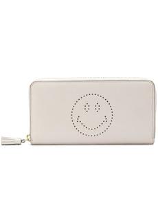 Anya Hindmarch large Smiley wallet