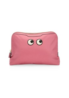 Anya Hindmarch Lotions and Potions Eyes Zip Pouch
