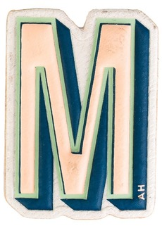 Anya Hindmarch 'M' sticker
