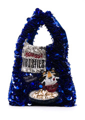 Anya Hindmarch mini Frosties sequinned bag