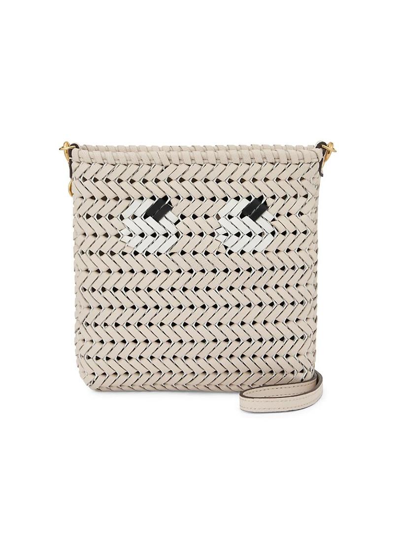 Anya Hindmarch Neeson Mini Eyes Crossbody Bag