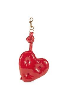 Anya Hindmarch Chubby Heart Patent Charm