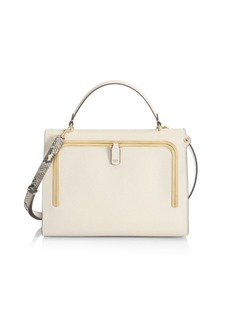 Anya Hindmarch Postbox Leather Bag
