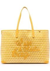 Anya Hindmarch printed tote bag