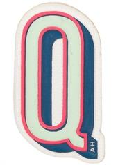 Anya Hindmarch Q sticker
