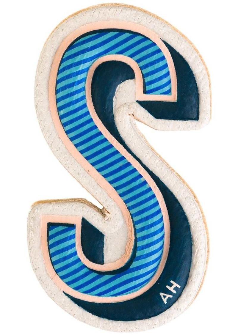 Anya Hindmarch 'S' sticker
