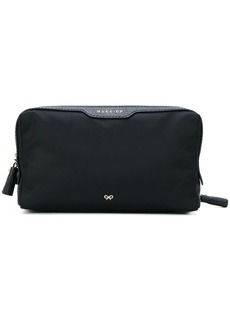 Anya Hindmarch small zipped makeup bag