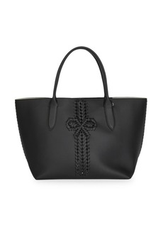 Anya Hindmarch The Neeson Leather Shopper Tote