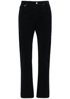 A.P.C. 17.5cm Corduroy Regular Jeans