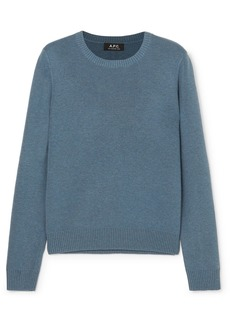 A.P.C. Aida Knitted Sweater