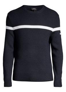 A.P.C. Alexis Merino Wool Sweater
