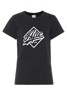 A.P.C. Althea cotton T-shirt