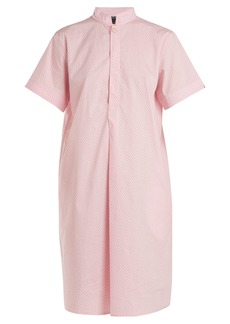 A.P.C. Agadir cotton shirtdress