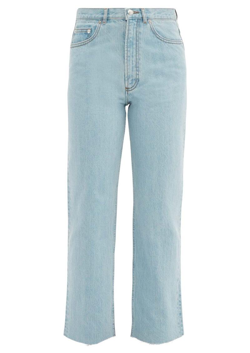 A.P.C. Alan slim boyfriend jeans