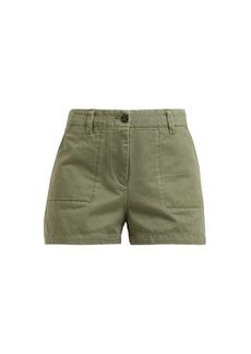 A.P.C. Alicia denim shorts