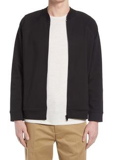 A.P.C. Armand Zip Fleece Sweatshirt