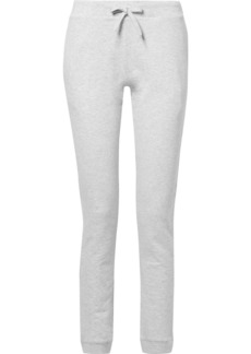A.P.C. Cheer Cotton-blend Terry Track Pants