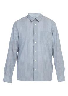 A.P.C. Atelier striped cotton shirt