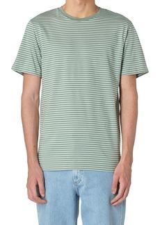 A.P.C. Aurelien Stripe Crewneck T-Shirt