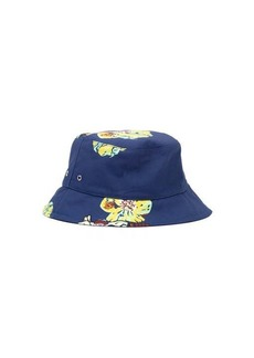 A.P.C. Alex floral-print canvas bucket hat