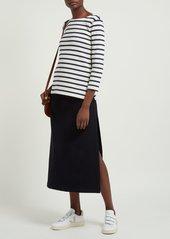 A.P.C. Breton stripe long-sleeved T-shirt